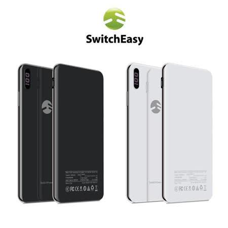 SwitchEasy SwitchPower Air磁吸式無線充電5000mAh行動電源
