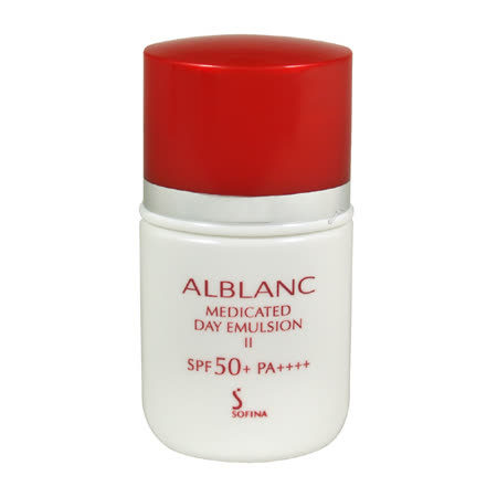 SOFINA 蘇菲娜 潤白美膚盈透UV防護乳II升級版SPF50+ PA++++9ML