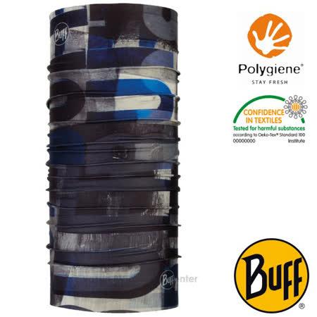 【西班牙 BUFF】Coolnet UV 超輕量彈性透氣魔術頭巾_119362 冷漠都市