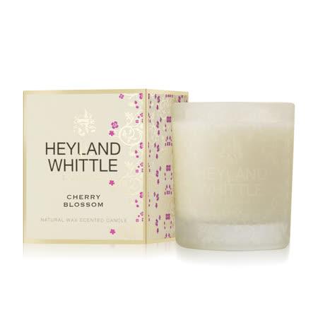 H&W 英倫薇朵 櫻花香氛燭230g