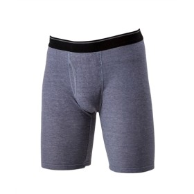 あったか裏起毛ストレッチ前開き毛入りロングボクサーパンツ ボクサーパンツ,  trunks, boxerbriefs, 平角内, 平角