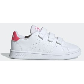 【返品可】【公式】アディダス adidas 子供用 アドバンテージ [Advantage Shoes] キッズ/子供用 ボーイズ&ガールズ シューズ スニーカ