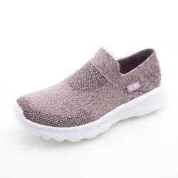 G.P 極透氣軟織布束口鞋P5884W-粉色(SIZE:36-40 共三色)