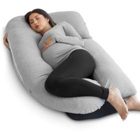 PharMeDoc 抱き枕 妊婦 おすすめ 授乳 クッション 背もたれ マタニティ だきまくら U型 シムス位 腰枕 いびき 横向き寝 枕 洗える 出産祝い