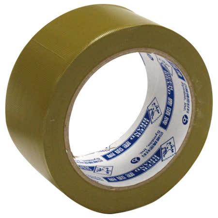 【鹿頭牌】PV31N 50mm×27M PVC 可撕式 封箱膠帶 (1束6卷)
