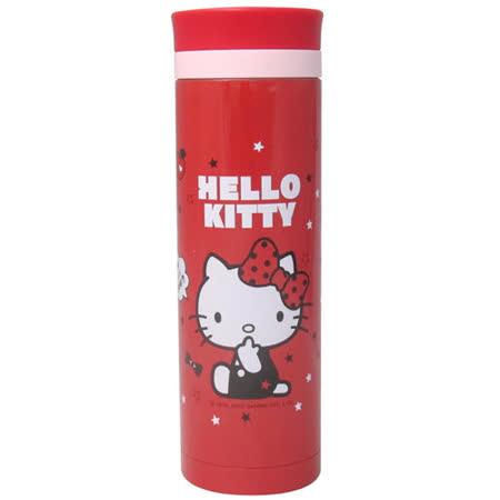 【HELLO KITTY】凱蒂貓真空保溫杯480ml KF-5850