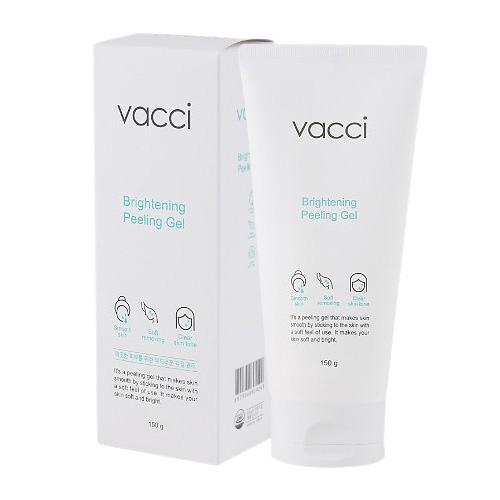 韓國 VACCI 淨白去角質凝膠(150g)【小三美日】D604299