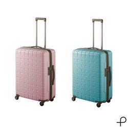 【日本製造PROTECA 】 開新26吋-剎車輪行李箱  (航空公司造成之損壞皆無償維修)