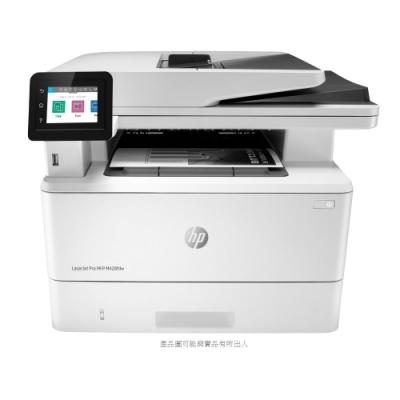 HP LaserJet Pro M428fdw 黑色無線 WiFi 傳真四合一雷射印表機