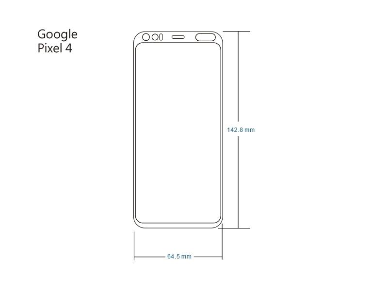 """""""扛壩子"""" imos官方授權總經銷 免運 IMOS Google Pixel 4 神極3D款 點膠3D康寧2.5D滿版玻璃保護貼"""