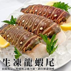 海肉管家-大規格尼加拉瓜海龍蝦身(3尾/每尾約210g±10%)