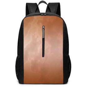 大型ラップトップバックパック、防水ビジネスキャリーバックパックで男性女性、大学の学校耐久性のあるコンピューターブックバッグ、ウォーターボトルポケットデイパック、モカ大理石