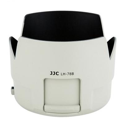 JJC Canon副廠遮光罩LH-78B相容佳能原廠ET-78B遮光罩適EF 70-200 f/4L IS II USM
