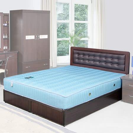 Homelike  艾凡6尺床組 雙人加大