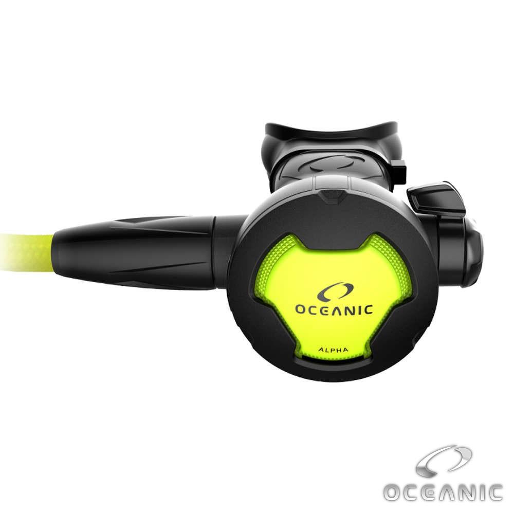 OCEANIC ALPHA 10 OCTO 備用二級頭