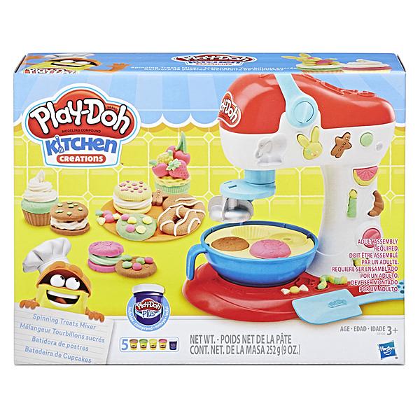 Play-Doh培樂多黏土 廚房系列  轉轉攪拌遊戲組 TOYeGO 玩具e哥