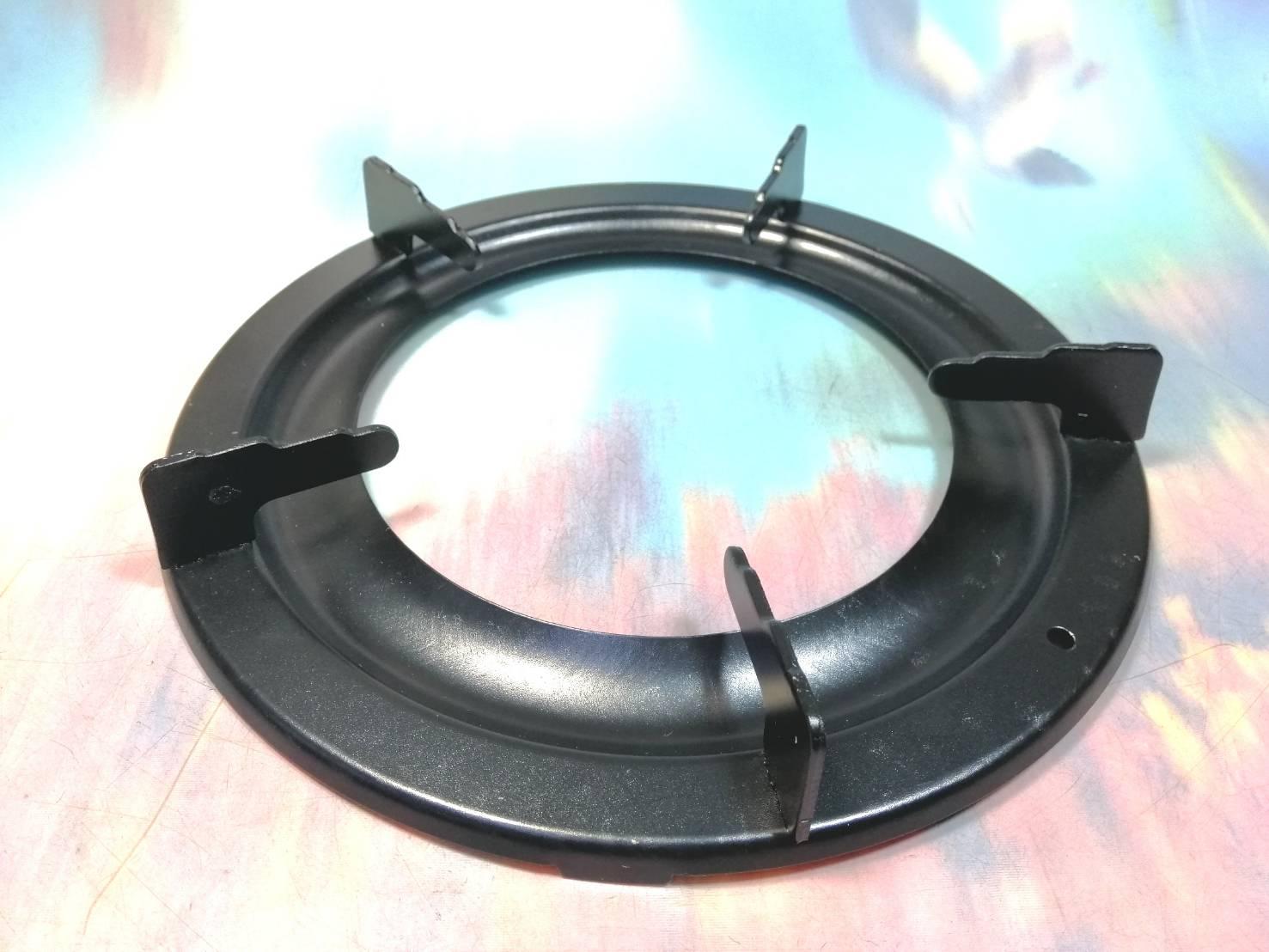 台灣製造 圓形烤漆高級爐架2入(鍋用+鼎用) KA058-07【88380126】瓦斯爐架 圓型爐架《八八八e網購