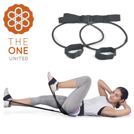 【The One】瑜珈健身 專業臀腿阻力訓練器-40磅