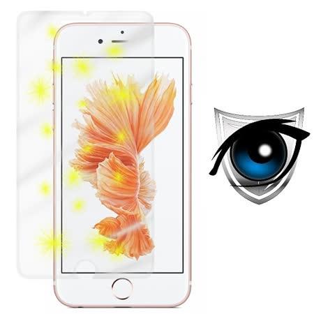 【D&A】Apple iPhone 6+/6S+ (5.5吋)專用日本抗藍光9H疏油疏水增豔螢幕貼