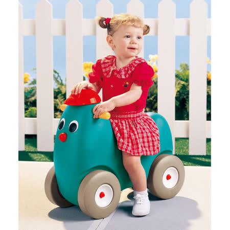 【華森葳兒童教玩具】戶外遊戲器材-Step2 毛毛蟲學步車 A4-7416
