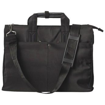 ヴィオレント 多機能ビジネスバッグ(ブラック) 2936