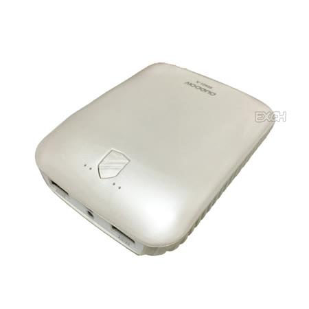 智能雙USB知名大廠電芯2.4A快充行動電源