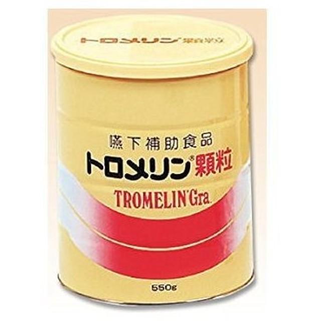 ニュートリー トロメリン顆粒 缶タイプ  550g  15ccスプーン付き 【栄養】