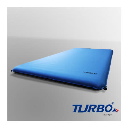 Turbo Tent Mat 125自動充氣泡綿睡墊