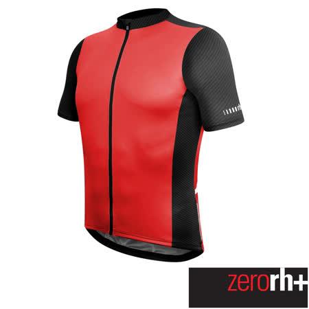 ZeroRH+ 義大利ZERO專業自行車衣(男)  ●白色、螢光黃、紅色、黑/紅、黑/螢光黃● ECU0322