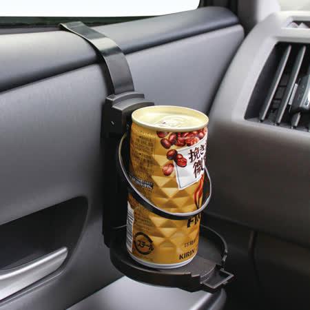 【日本槌屋YAC】收取式單杯架PZ-775 (汽車 收納置物 飲料架)