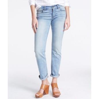 シグネチャー・ストレートレッグ・ジーンズ/Signature Straight-Leg Jeans
