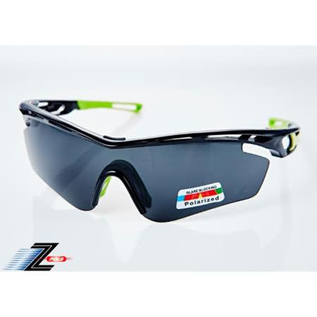【視鼎Z-POLS悍將風馳款】新一代TR太空纖維材質搭載100%Polarized頂級一片式偏光運動眼鏡!新上市
