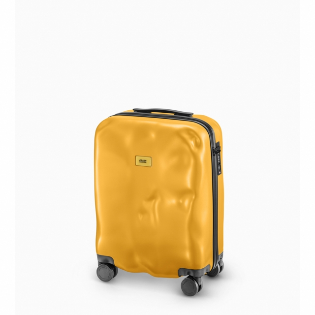 Crash Baggage New Icon系列 防撞行李箱20吋(經典黃)