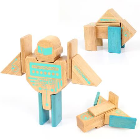 Ming Ta 磁力積木機器人系列16pcs
