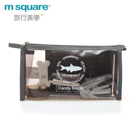 M Square親水系列PVC化妝包S