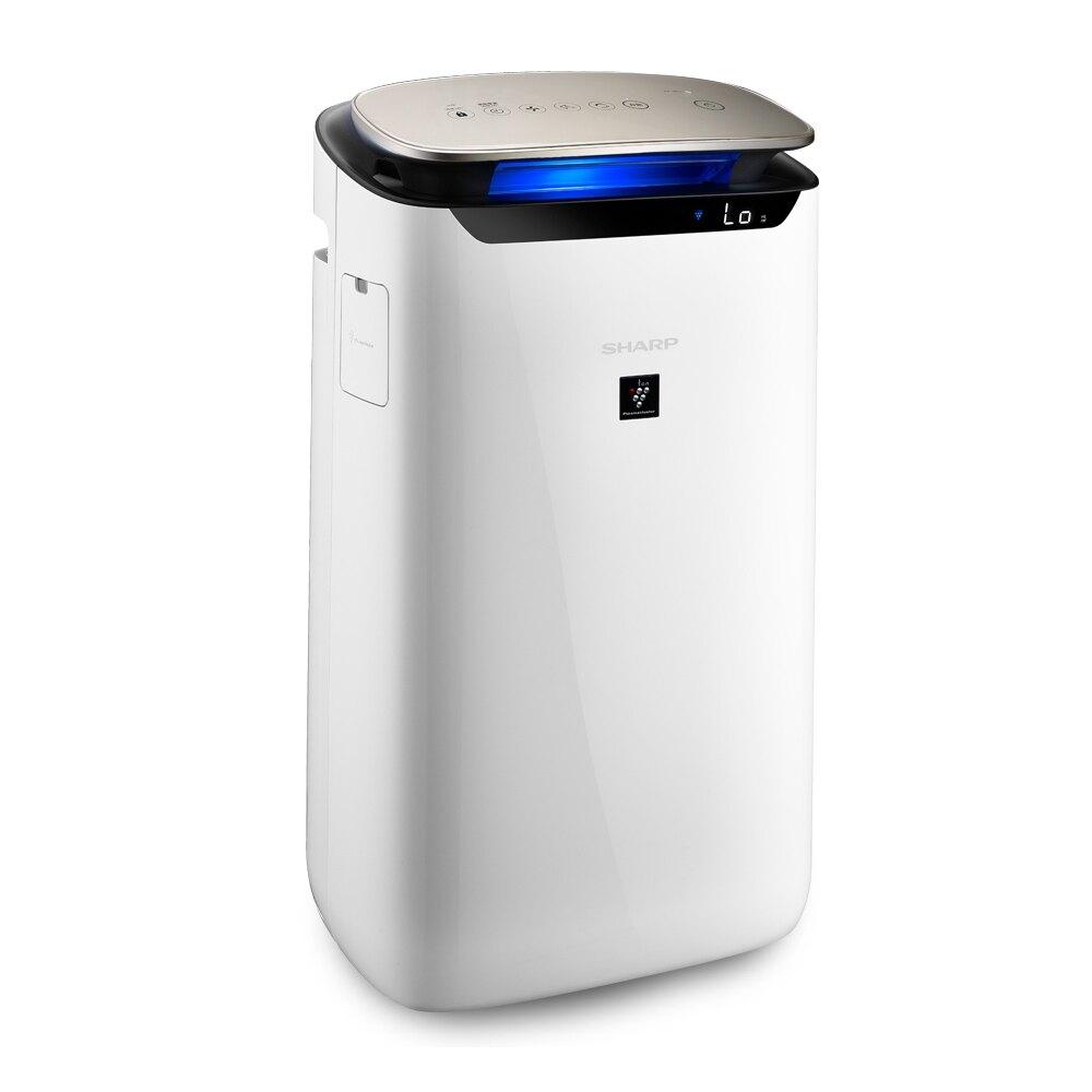 SHARP 19坪自動除菌離子空氣清淨機 FP-J80T