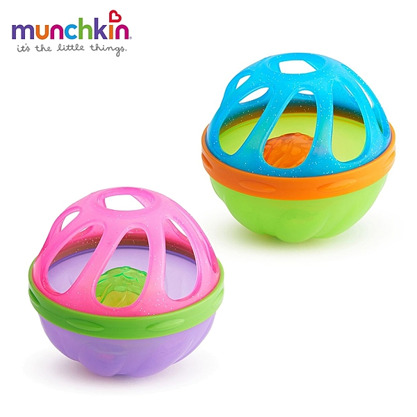 Munchkin 寶寶洗澡玩具戲水球