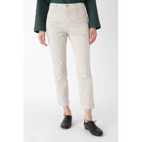 【ヒューマンウーマン/HUMAN WOMAN】 [LLサイズWEB限定]製品染め5ポケットパンツ
