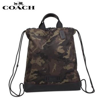 コーチ COACH バッグ リュック バッグパック メンズ カモフラージュ F76784