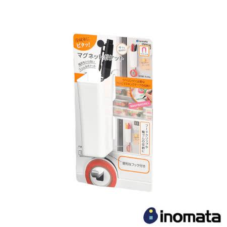 INOMATA 日本製造 吸鐵掛勾收納架 IN-5090
