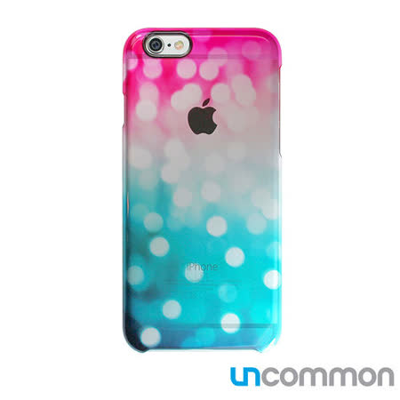 Uncommon Clearly系列 iPhone6 / 6s (4.7吋) 保護殼- Bokeh Blush