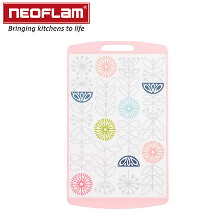 NEOFLAM My board系列塑膠砧板-雛菊花粉色(大)