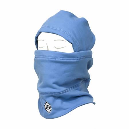 Route8 POLAR HAT 中性多功能刷毛保暖帽(單面刷毛) (淺藍)