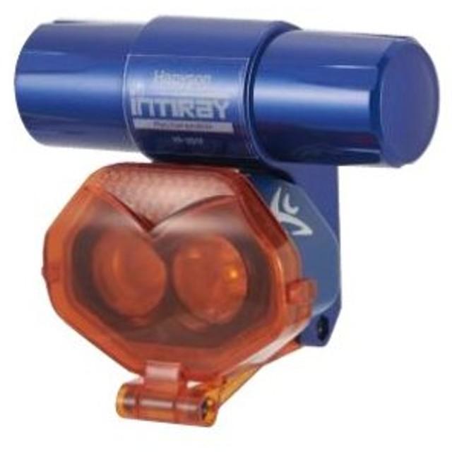 フィッシングツール ハピソン 充電式オレンジフィルターチェストライト ブルー/オレンジ