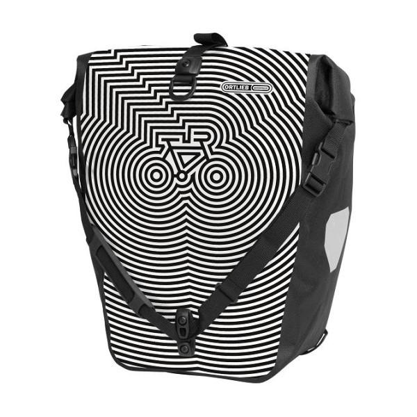 德國[ORTLIEB] Back-Roller Design(單個) / 亮面防水馬鞍袋(20L)《長毛象休閒旅遊名店》