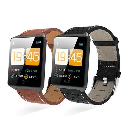 JSmax SW-CK19 旗艦智慧健康運動管理手錶(贈送紫外光消毒盒,限量)