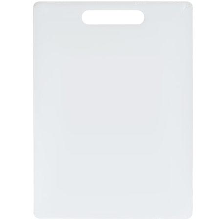 《EXCELSA》Slice簡約砧板(白30cm)