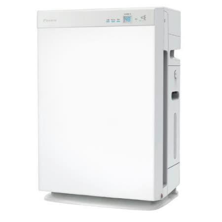 【DAIKIN大金】15.5坪空氣清淨機(白色) MCK70VSCT-W