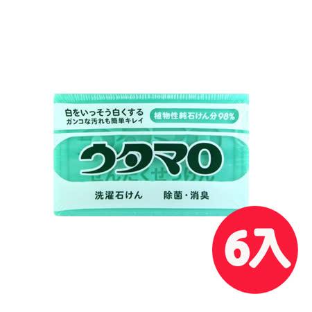 日本東邦 魔法洗衣皂 家事皂133g*6入