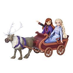 Disney迪士尼 Frozen 冰雪奇緣2 公主與小斯/雪橇組